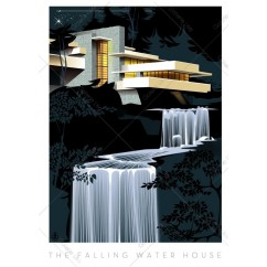 MONSIEUR Z - Falling Water House