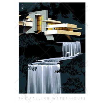 Architecture - Falling Water House