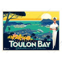 MONSIEUR Z - Toulon Bay