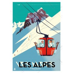 MONSIEUR Z - Alpes Cabine Rouge