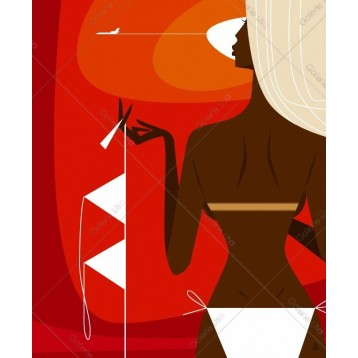 Pin-Up - Canicule