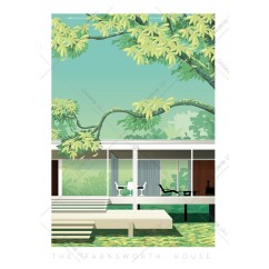 MONSIEUR Z - Farnsworth House