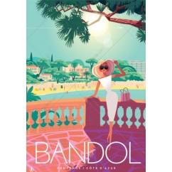 MONSIEUR Z - Bandol Ombre Pin
